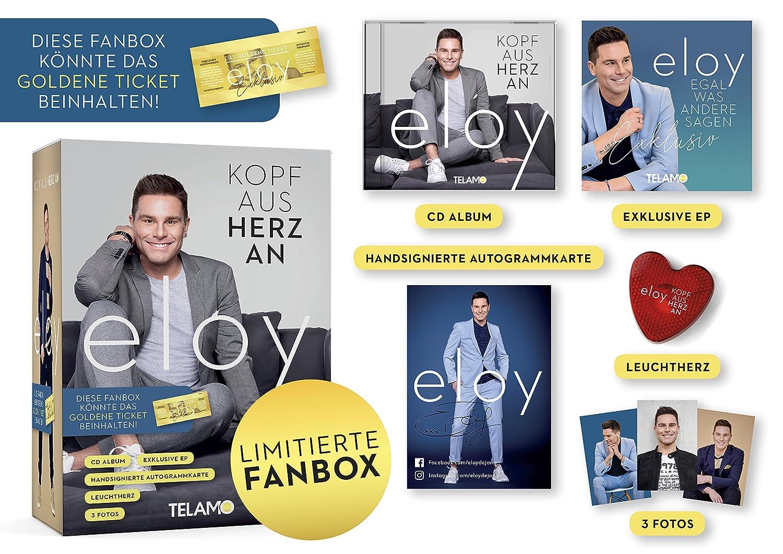 Eloy Kopf Aus Herz An Amazoncom Music