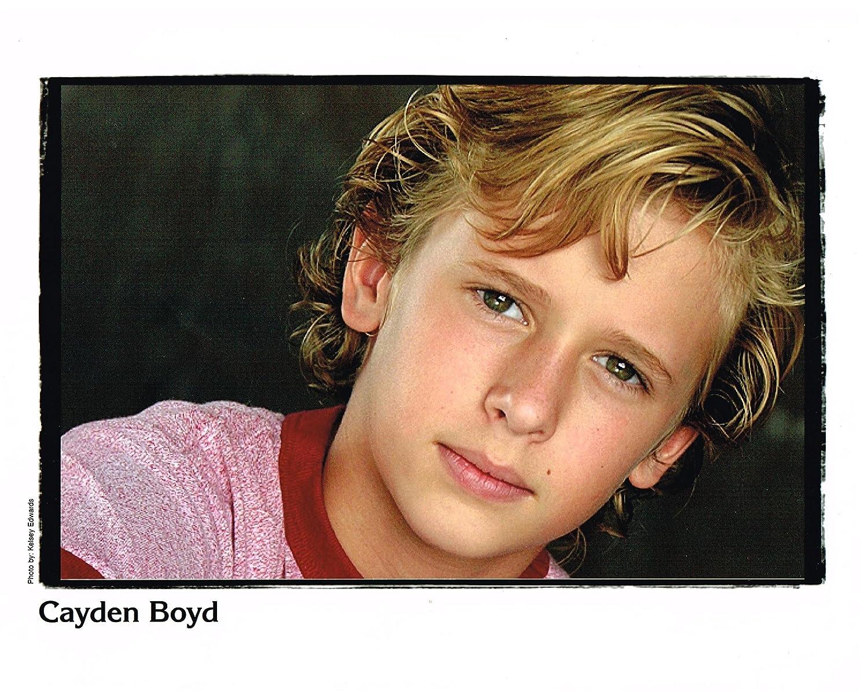 Amazoncom Cayden Boyd 8 X 10 Original Studio Agency Headshot