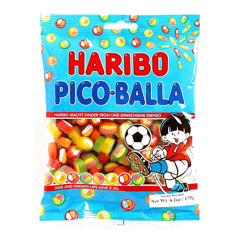 Haribo Pico-Balla Gummies 7.05 oz each (1 Item Per Order)