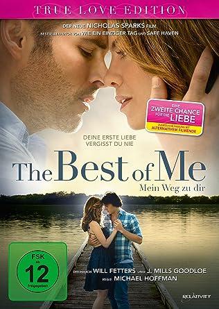 The Best of Me - Mein Weg zu dir [DVD]: Amazon.es: Michelle ...
