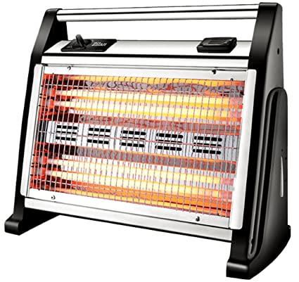 Estufa | Turbo calentador ventilador | eléctrico calefactora | Mini | Ventilador, 3 niveles de