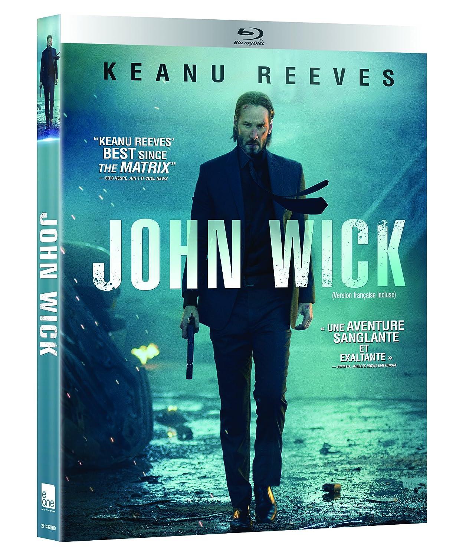 John Wick [Blu-ray] (Bilingual): Amazon ca: Keanu Reeves, Willem