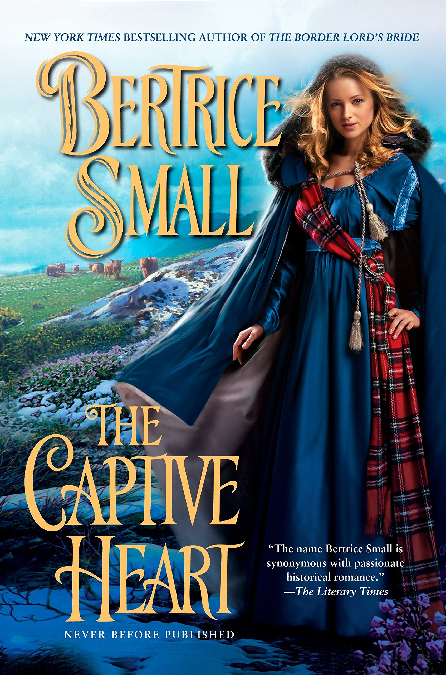 Download The Captive Heart (Border Chronicles) pdf