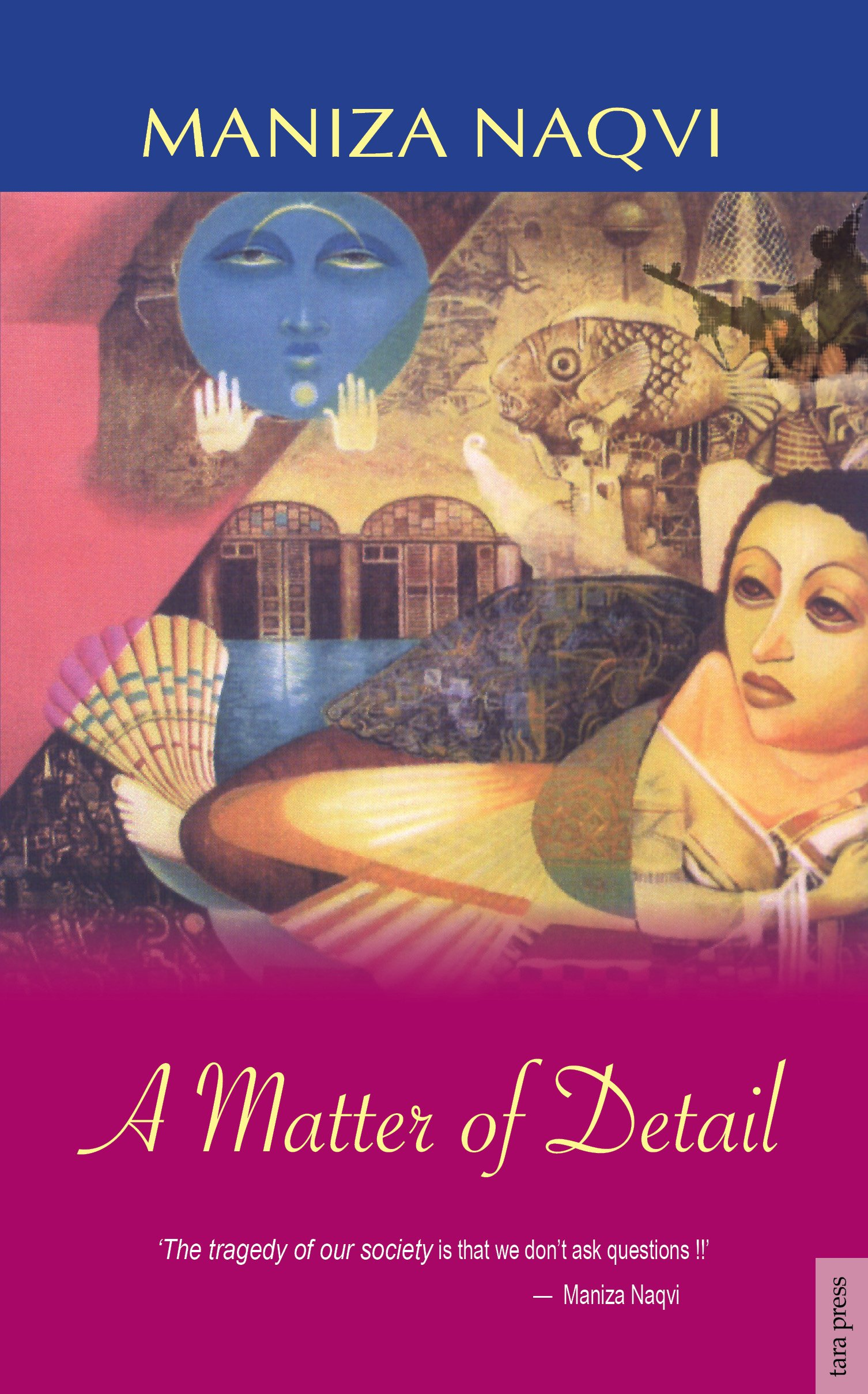 Read Online A Matter of Detail pdf epub