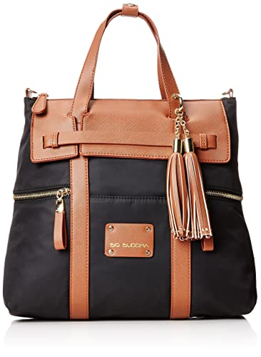 7b218fa756 Amazon.com  BIG BUDDHA Kylie Shoulder Bag