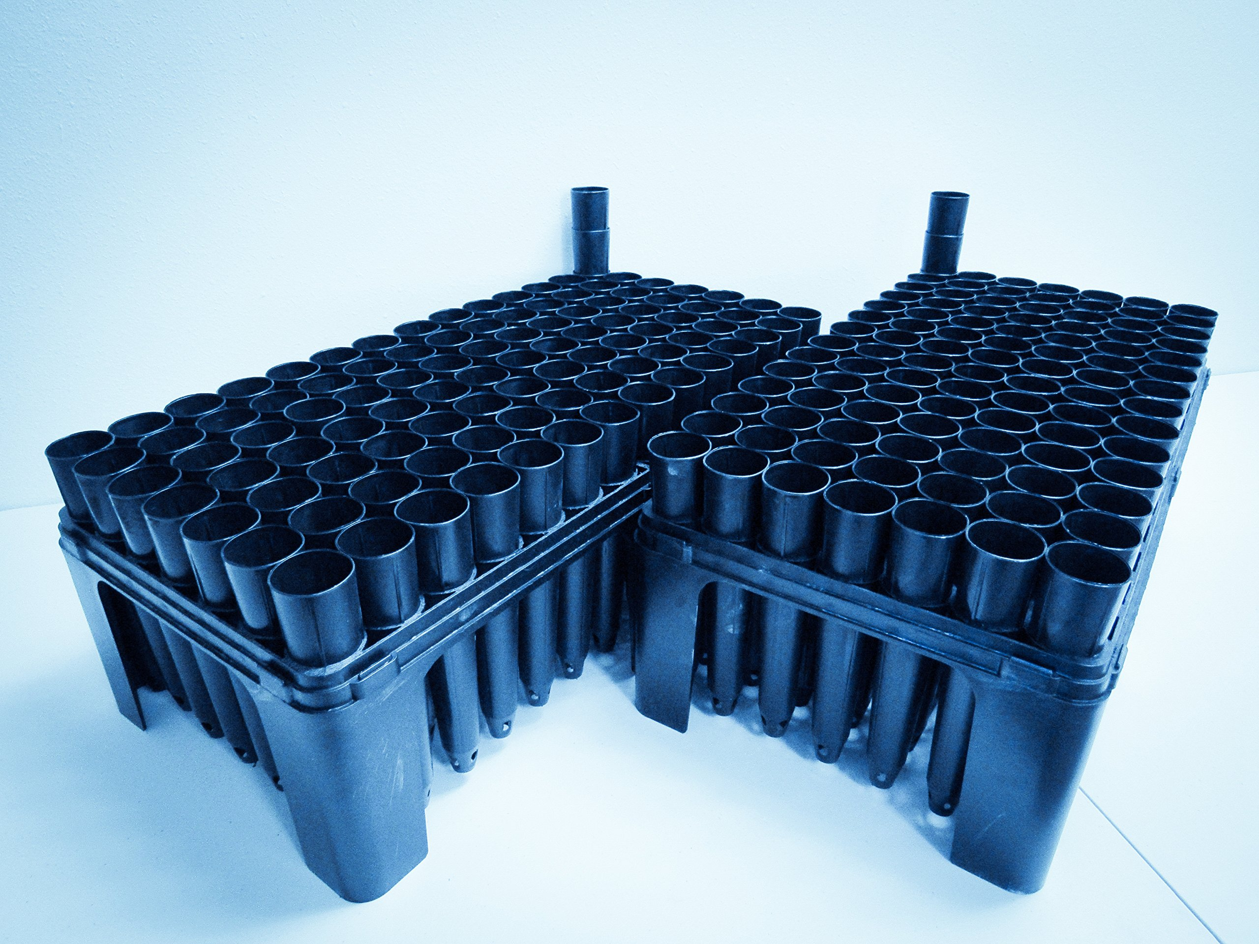 2 Tree Seedling Trays (RL98) with 200 Cells (SC10R) by Stuewe and Sons