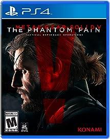Metal Gear Solid V: The Phantom Pain - PlayStation 4