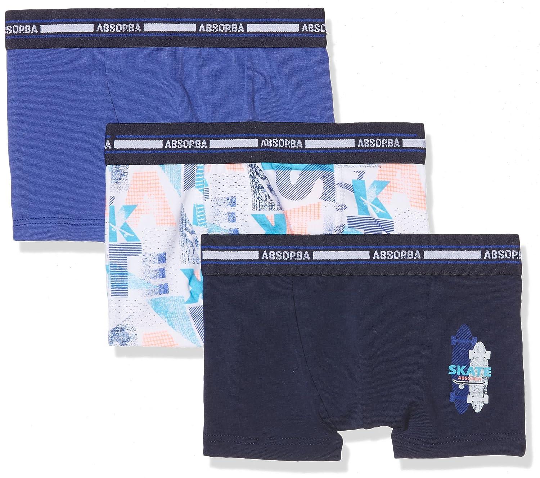 Absorba Ope Gratuite, Slip Bébé Garçon - Lot DE 3 Absorba Underwear