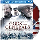 Gods and Generals: Extended Director's Cut Limited Edition Blu-ray Book [Blu-ray Book] [Import]