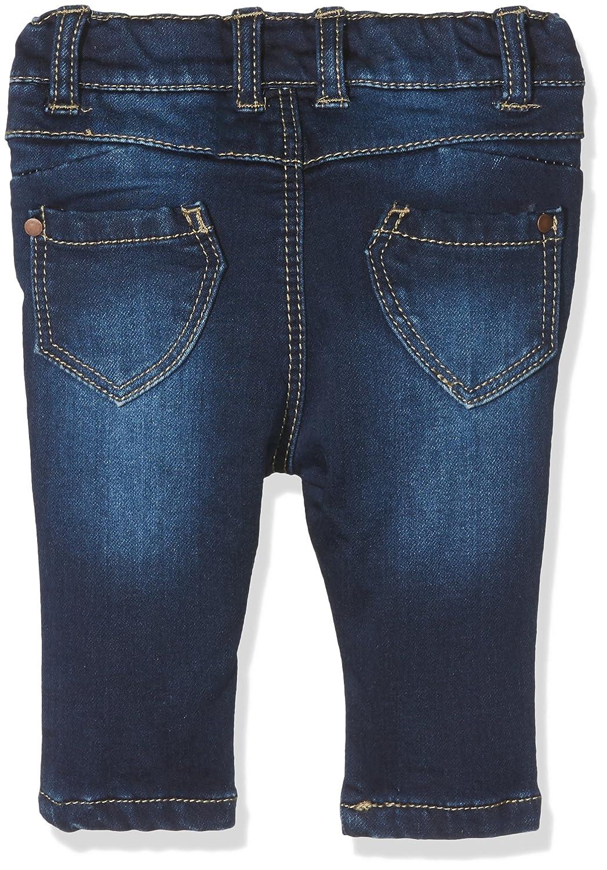 NAME IT Nitbawait Slim Dnm Pant BRU F NB Jeans para Beb/és