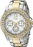 XOXO Women's XO5653 Two-Tone Bracelet Analog Watch