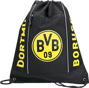 Borussia Dortmund Turnbeutel schwarz-gelb