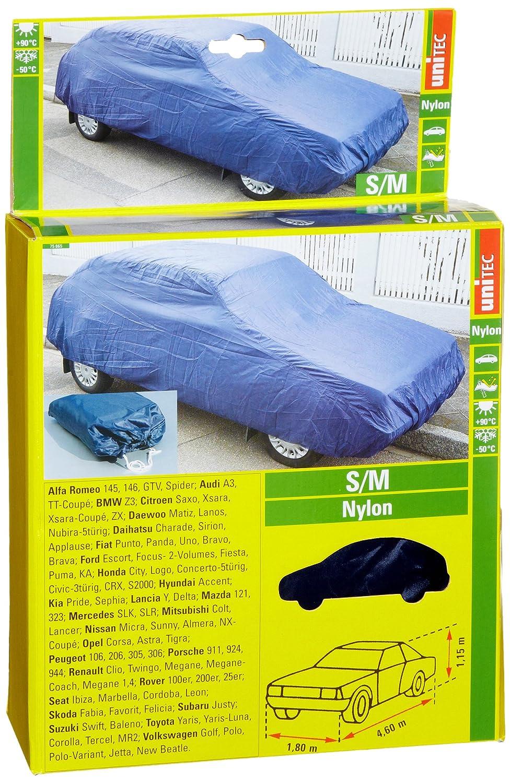S//M in Nylon, Unitec 75865 Telo per Auto Piccola