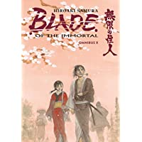 Blade of the Immortal Omnibus Volume 10
