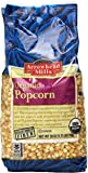 Arrowhead Mills Organic Yellow Popcorn, 28 Ounce (Pack of 6)