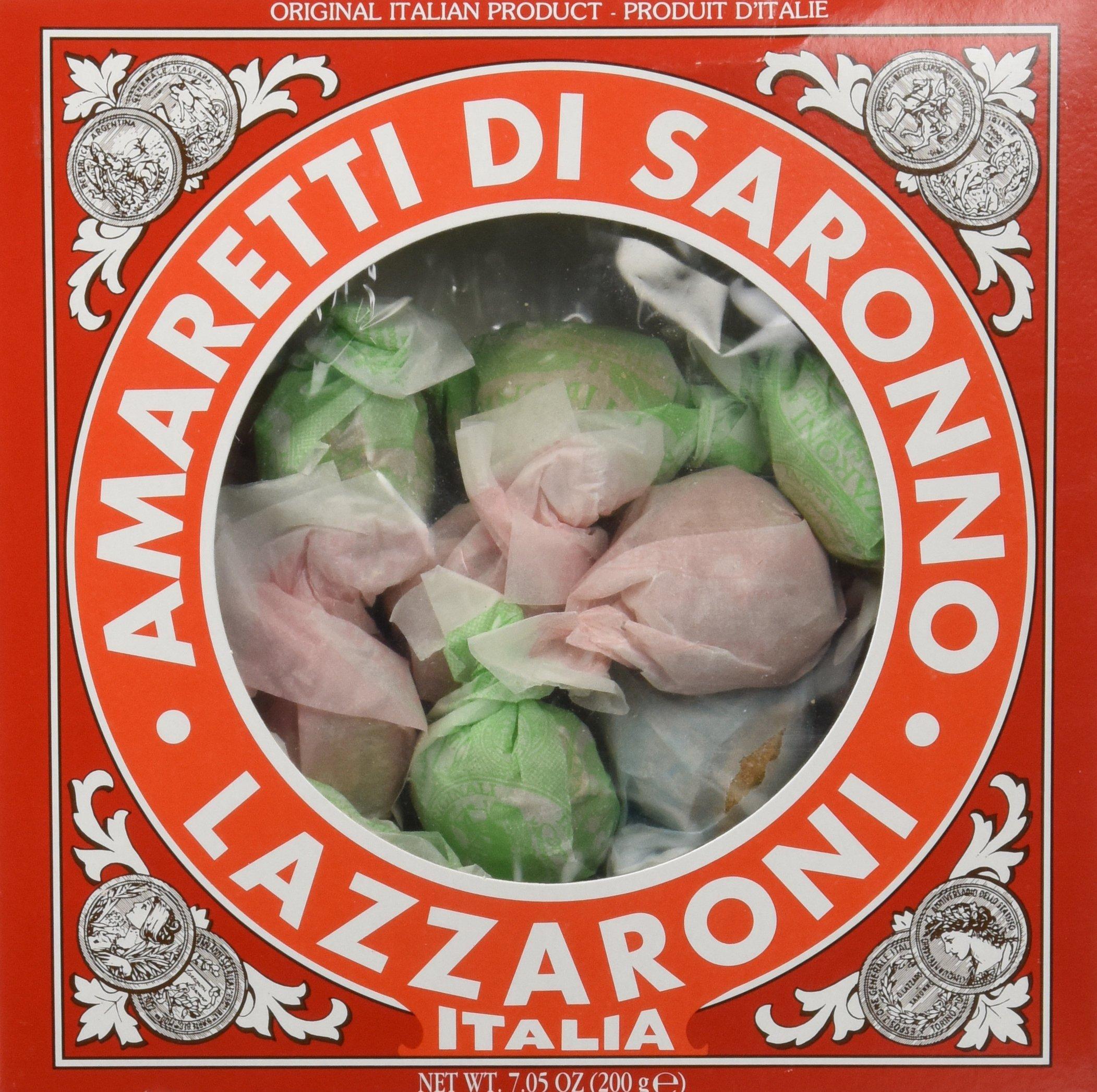 Lazzaroni Amaretti Di Saronno, 7.05 Ounce by Lazzaroni