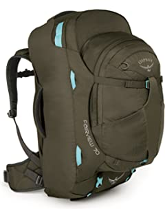 Amazon.com   Osprey Packs Farpoint 70 Travel Backpack   Sports ... 3a6ce36a62