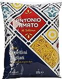 Antonio Amato - Capellini Tagliati, Pasta Di Semola Di Grano Duro - 500 G
