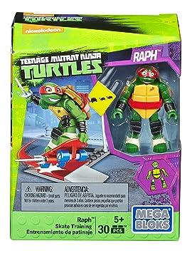 Mega Bloks Raph - Figuras de construcción (Multi): Amazon.es ...