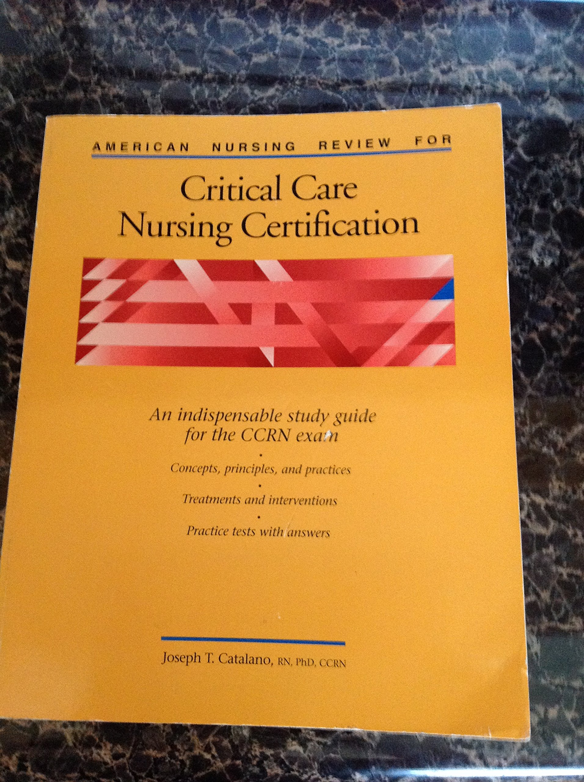 American Nursing Review For Critical Care Nursing Certification