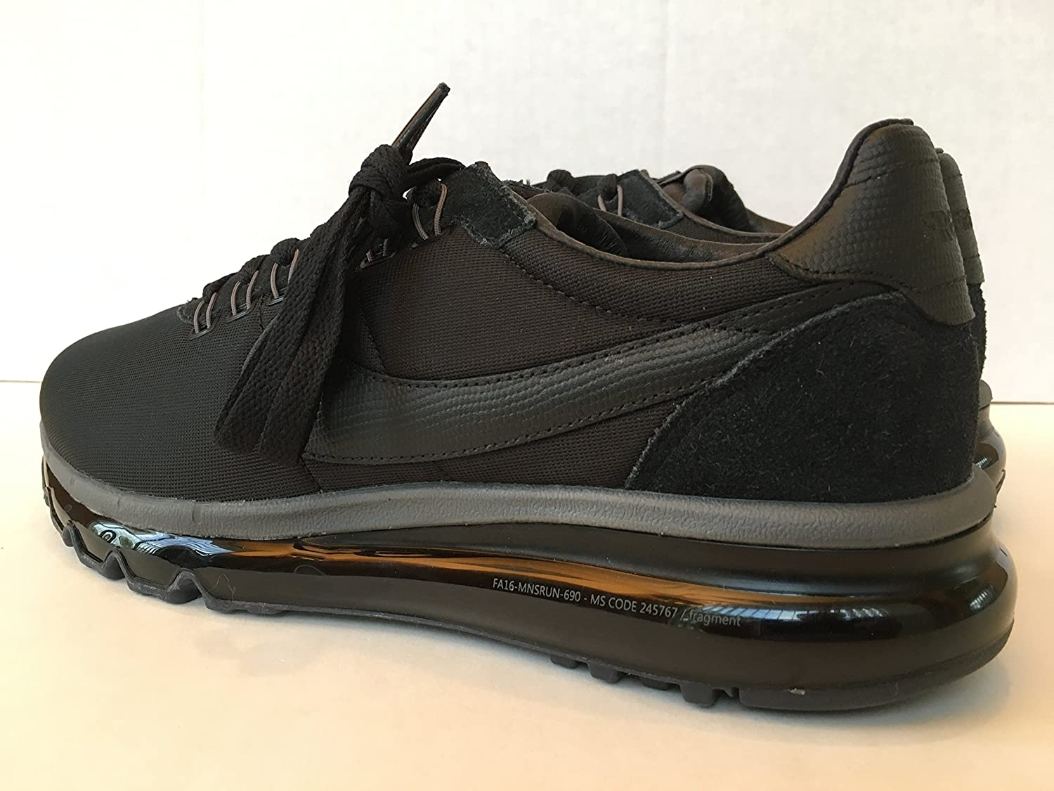 big sale 98c15 a9970 Nike AIR MAX LD-Zero Fragment Black 885893 001 SZ 9  Amazon.ca  Shoes    Handbags