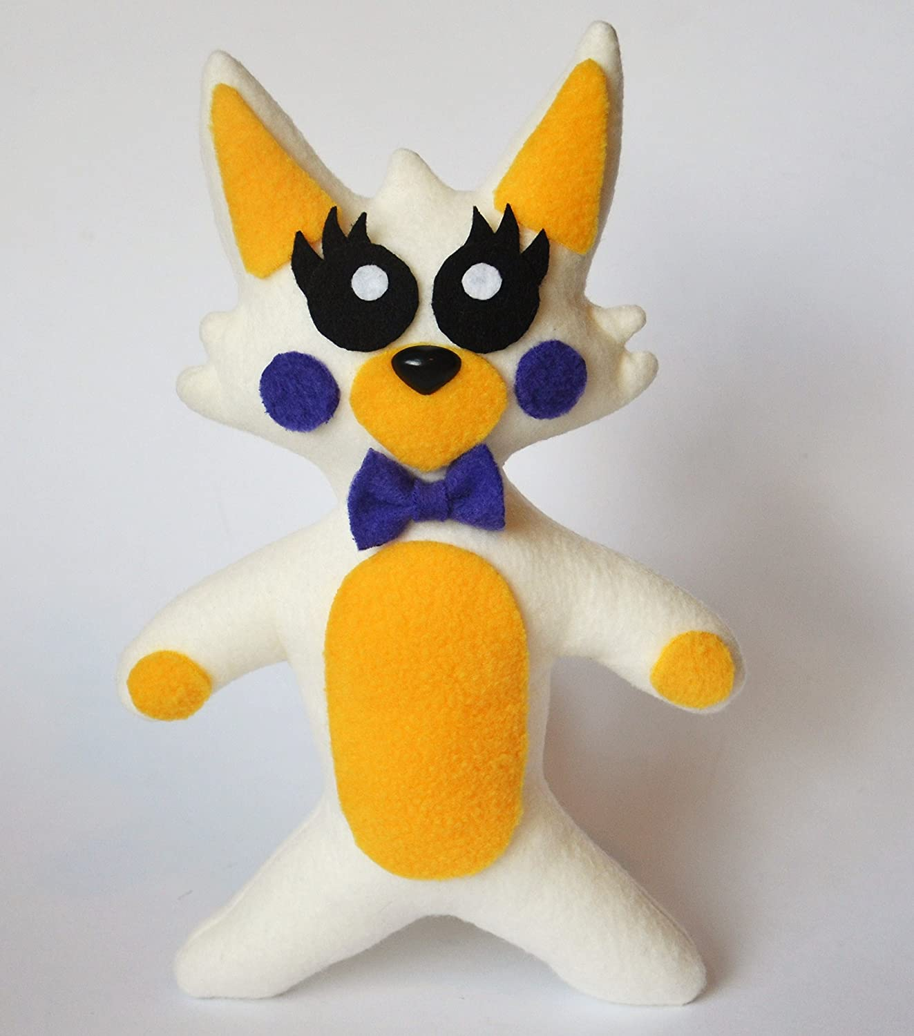 Lolbit Plush ~Handmade~ Five Nights at Freddy's Inspired
