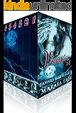 Vampire Alpha Claim Series Boxed Set: (Science Fiction Vampire /Shifter Romance Thriller Books 1-6)