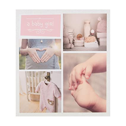 Hallmark - Tarjeta de felicitación por nacimiento de niña ...