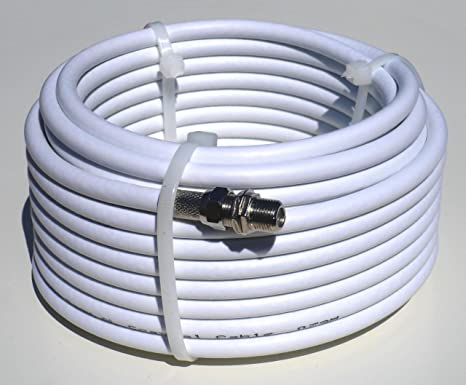 2m Satellite Cable Single White Extension Kit - Exterior or Interior on design solutions, suspension solutions, software solutions, roofing solutions, concrete solutions, plumbing solutions, kitchen solutions, electrical solutions, battery solutions, networking solutions, safety solutions, computer solutions, service solutions, cabling solutions, control solutions, body solutions, engineering solutions, carpet solutions, security solutions, lighting solutions,