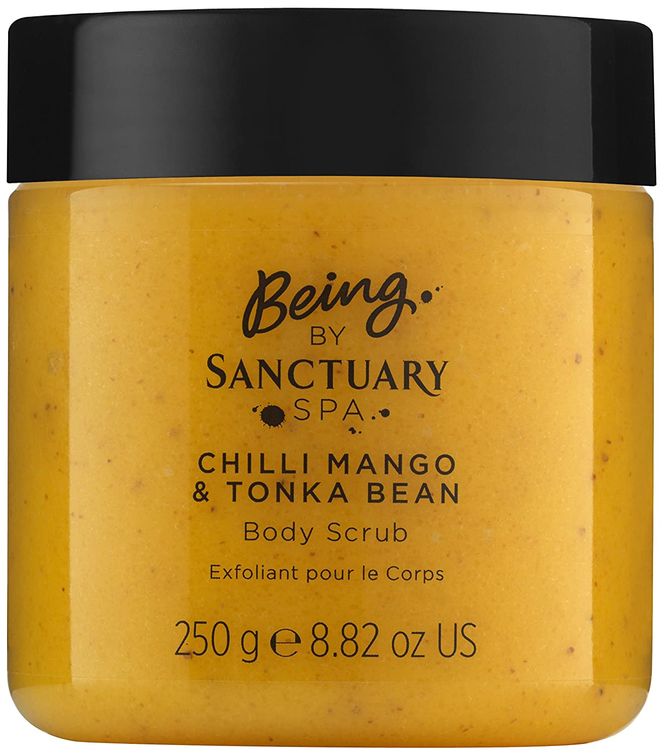 Being by Sanctuary Spa Salted Caramel and Macademia Body Scrub, 250 g PZ Cussons Beauty 100102135