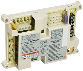 White Rodgers 50A55-843 Ignition Control Module - - Amazon.com on armstrong furnaces diagrams, white rodgers cooling system, white rodgers home, white rodgers wiring for ac, white rodgers 125 202, white rodgers controls, white rodgers installation, white rodgers manuals, white rodgers air conditioning,