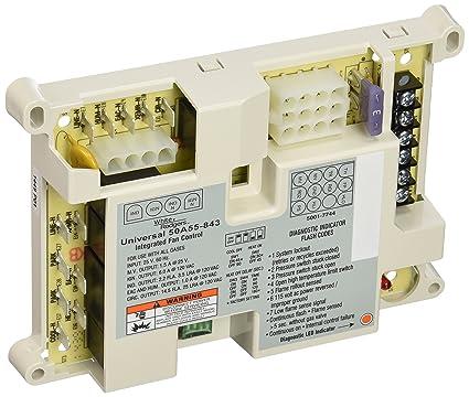 white rodgers 50a55 843 ignition control module amazon com rh amazon com