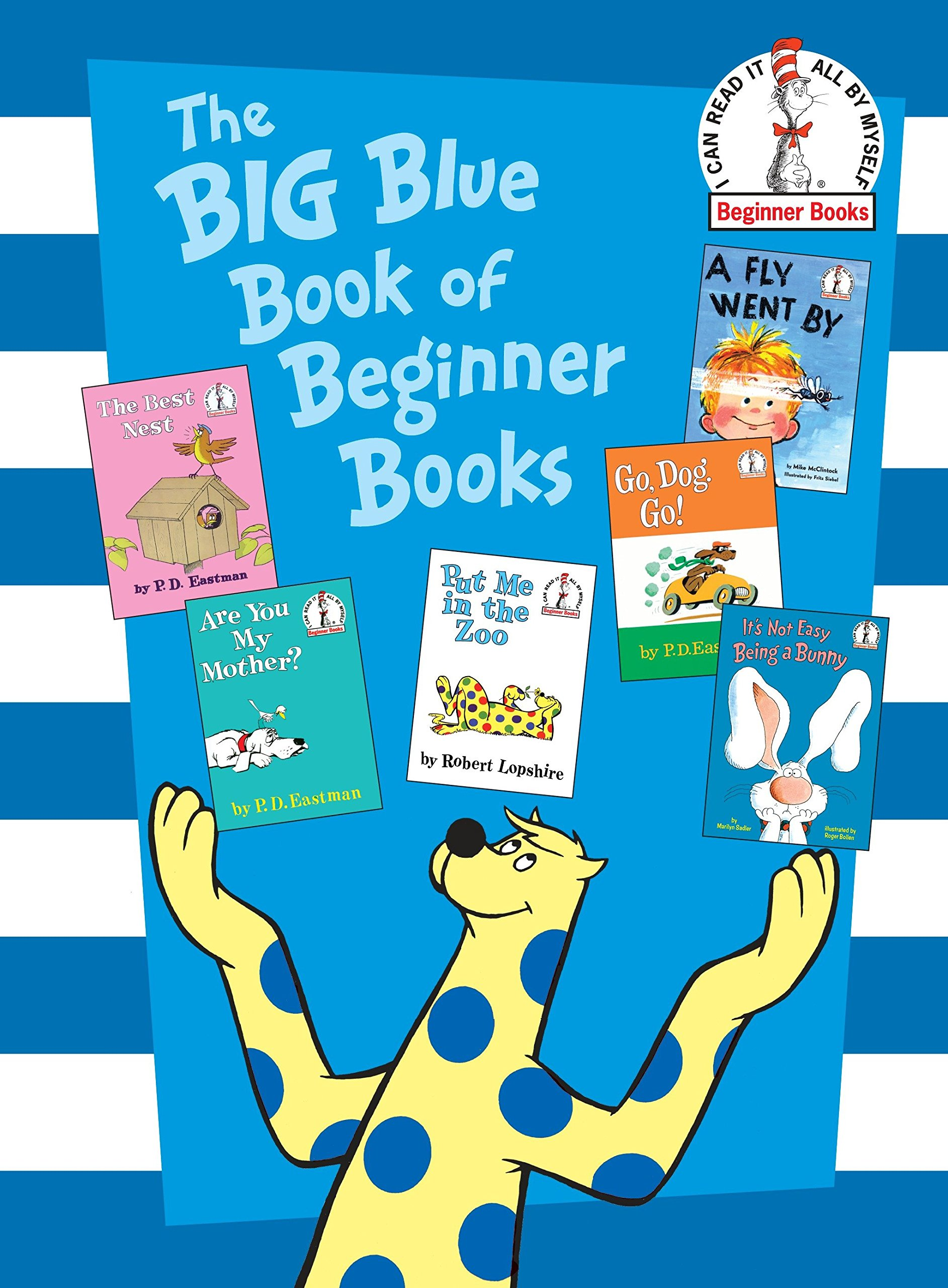 The Big Blue Book of Beginner Books (Beginner Books(R)) by Random House Books for Young Readers (Image #1)