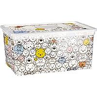 Disney 15L Pooh and Friends Tsum Tsum Click Box