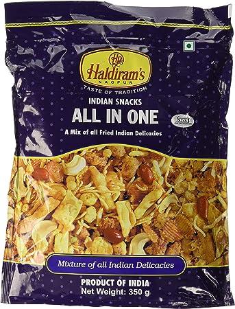 Haldiram's Nagpur All in One, 350g