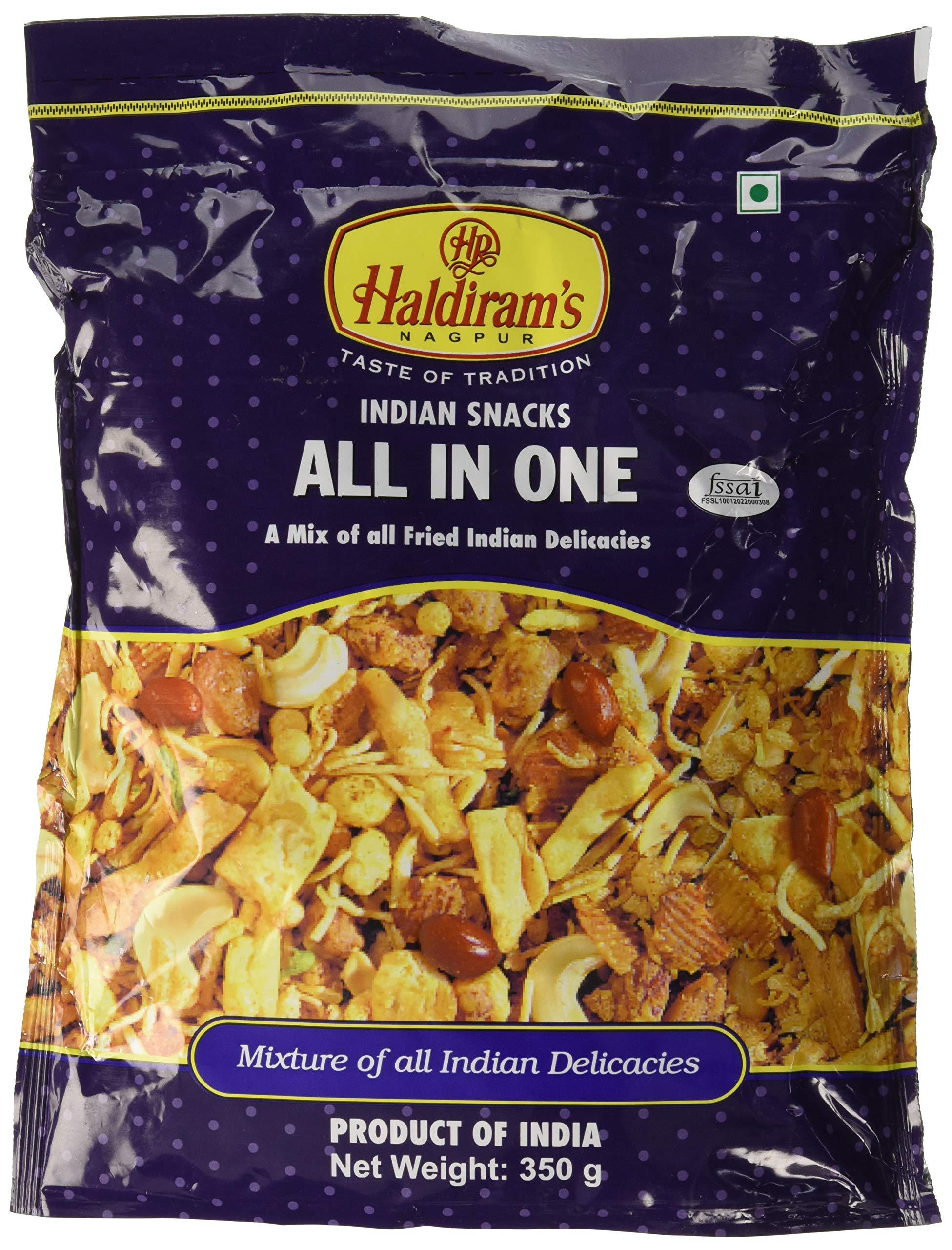 Haldiram's Nagpur All in One, 400g