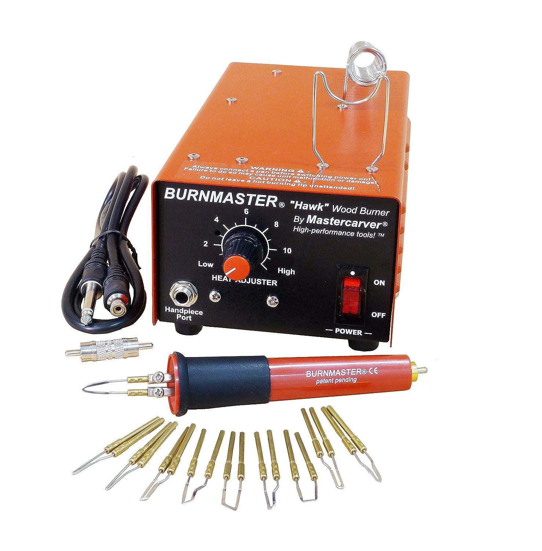 Burnmaster Hawk Single Port Woodburner Package Burner Clean Burn Wiring Diagram Pen Tips 110v Home Improvement