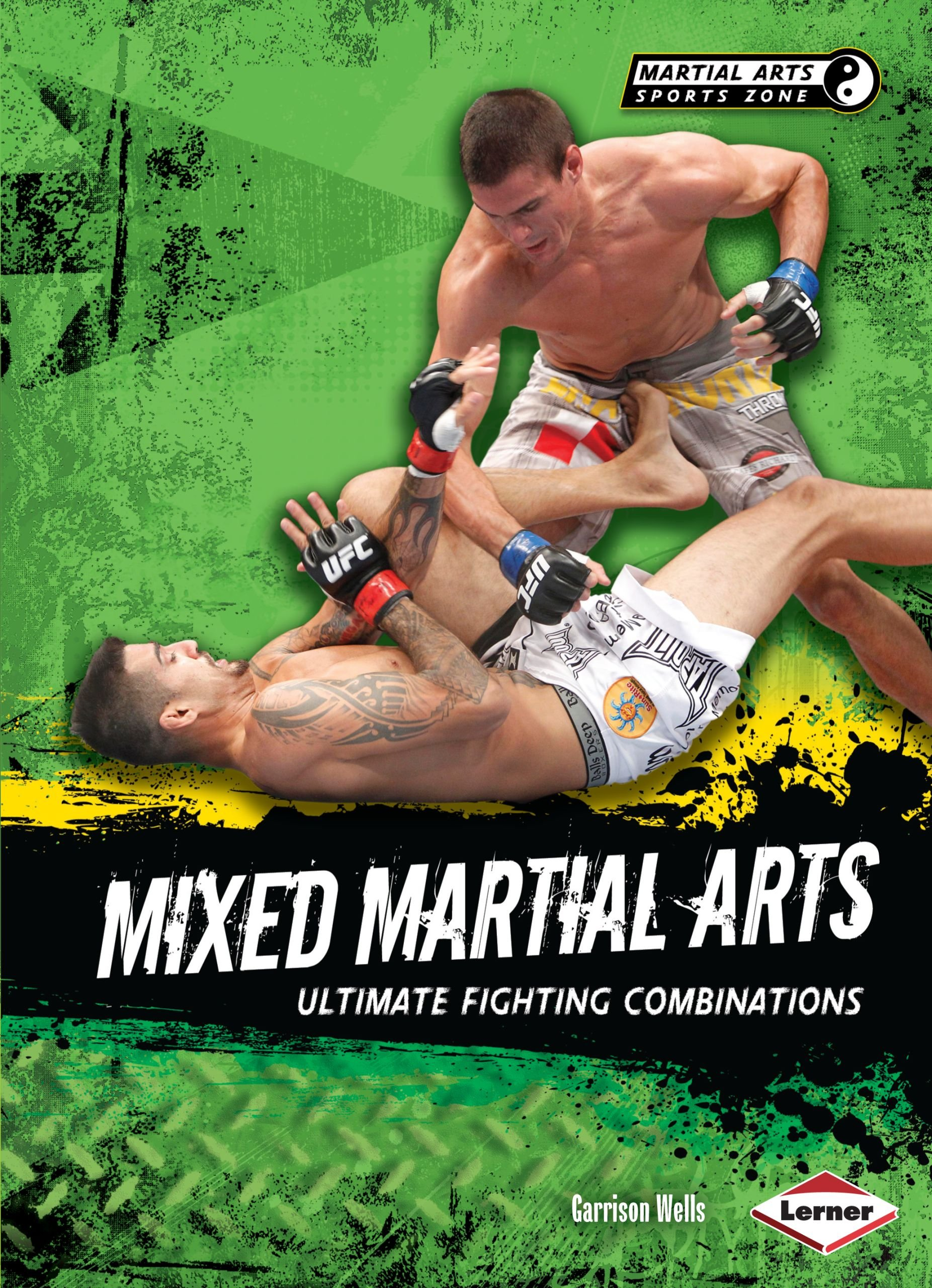 Download Mixed Martial Arts: Ultimate Fighting Combinations (Martial Arts Sports Zone) PDF