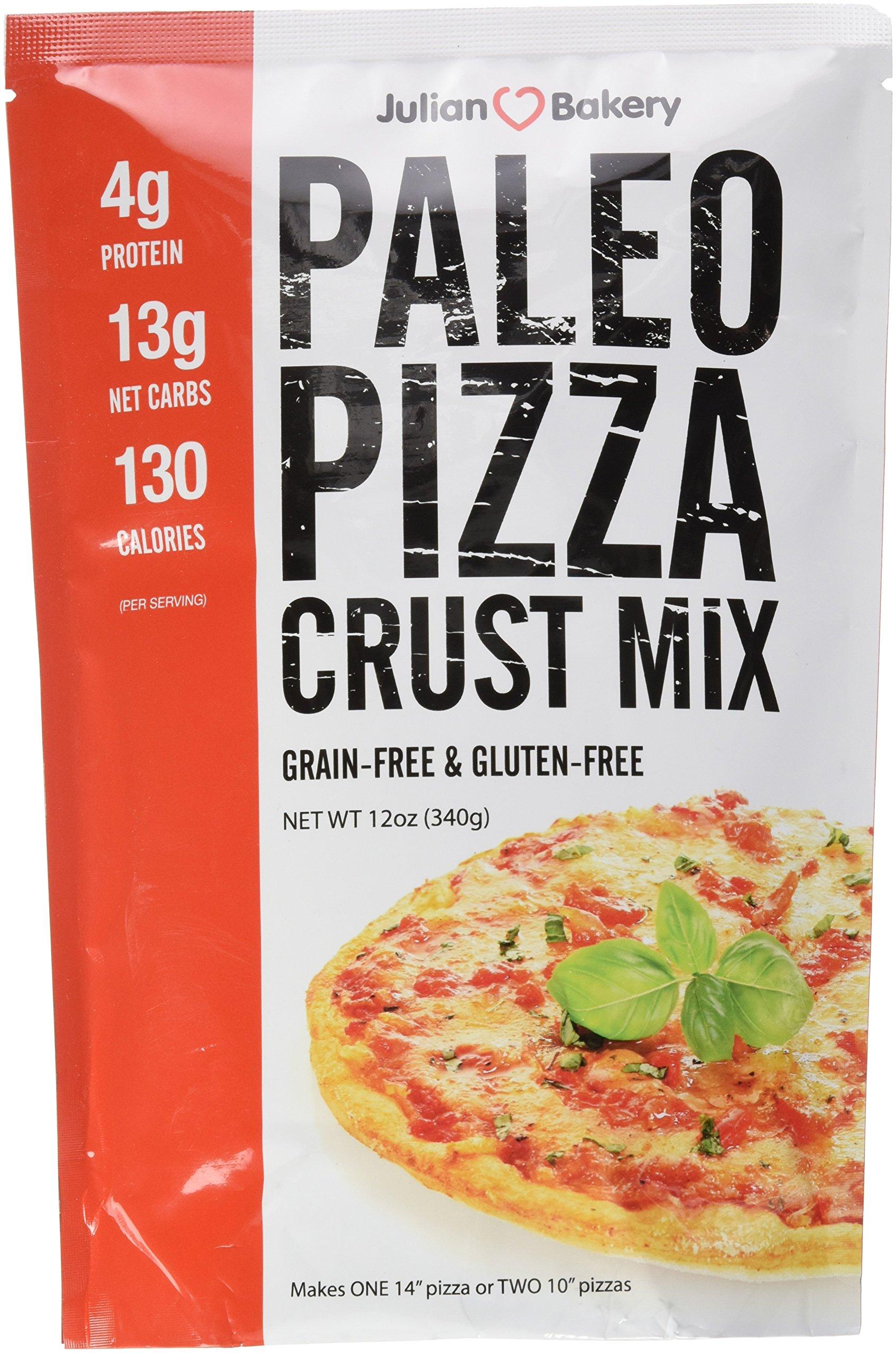 Julian Bakery Paleo Pizza Crust Mix, 12 oz