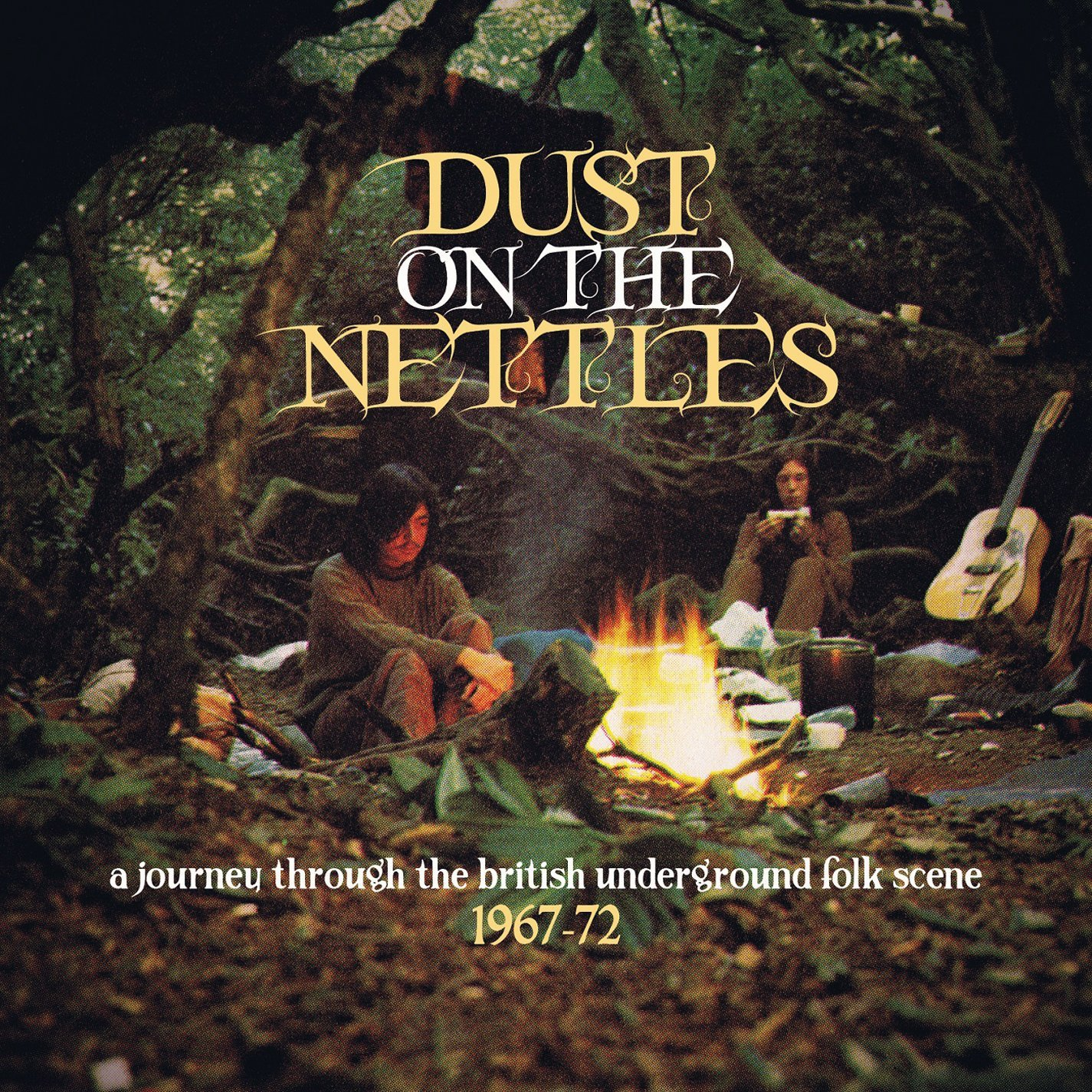 8205 cornwall - Various Dust On The Nettles A Journey Through The British Underground Folk Scene 1967 72 Amazon Com Music