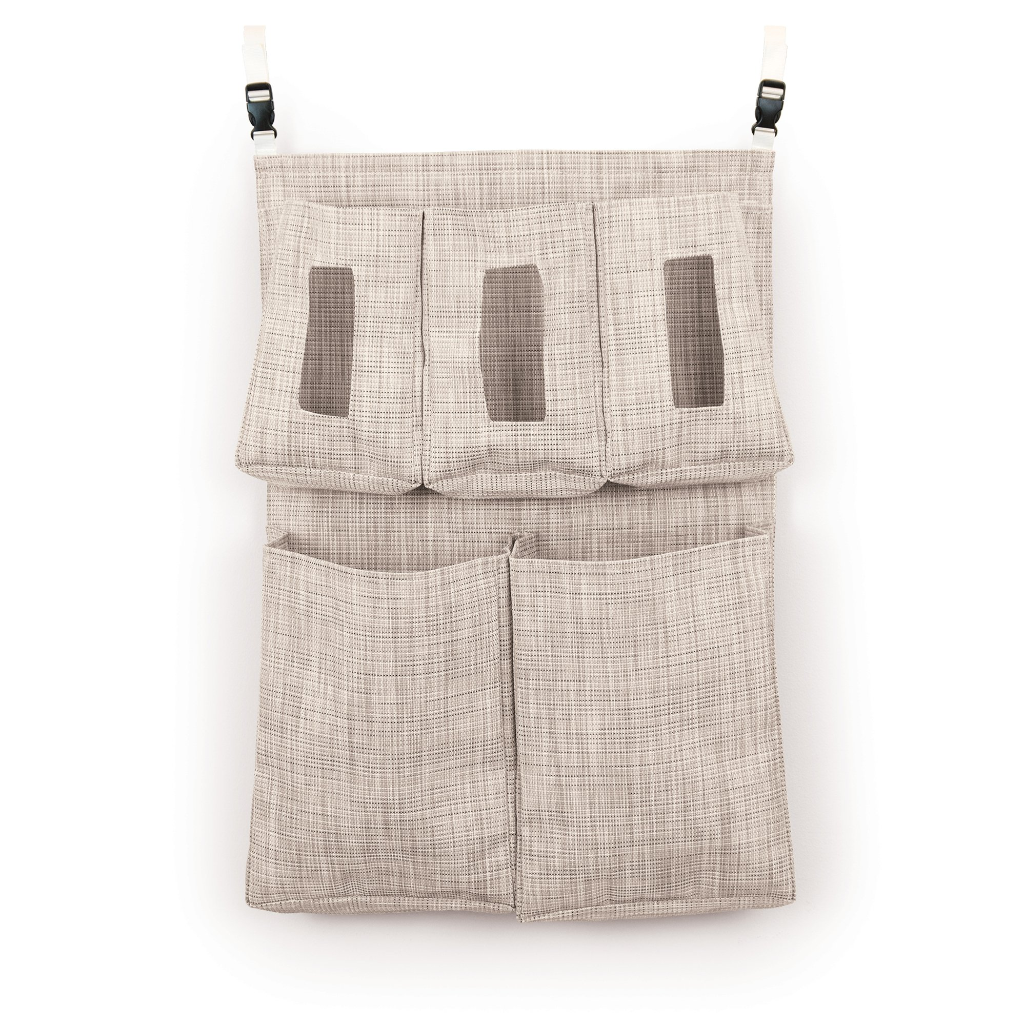 Mesh Cart Stock Station, Linen by Innovative Products Unlimited (Image #1)