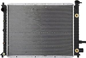Spectra Premium CU2140 Complete Radiator for Ford
