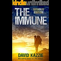 The Immune Omnibus Edition (Medusa Book 1)