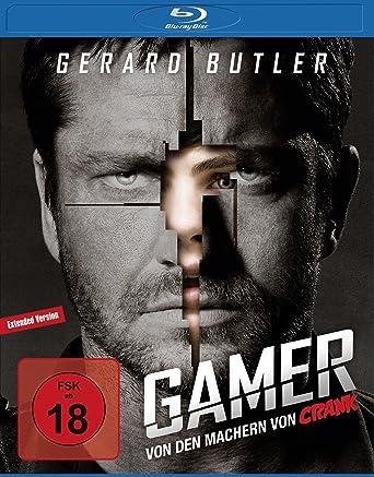Gamer - Filmposter