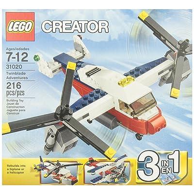 LEGO Creator 31020 Twinblade Adventures: Toys & Games