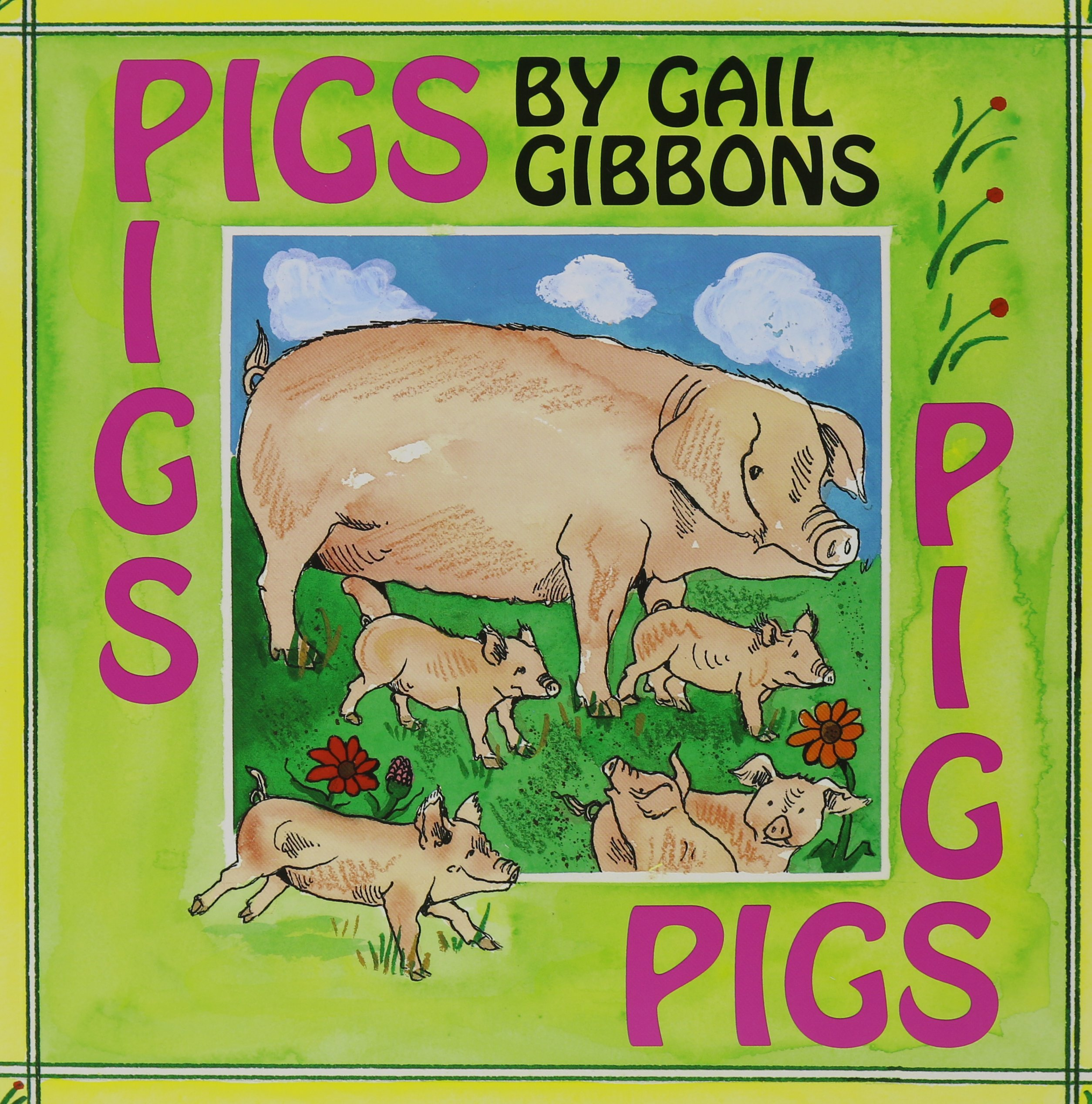 Pigs (1 Paperback/1 CD) pdf