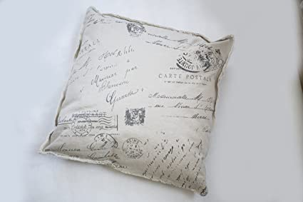 Amazon Com Lightmakers 6230100 Lightmakers The Postcard Pillow 20
