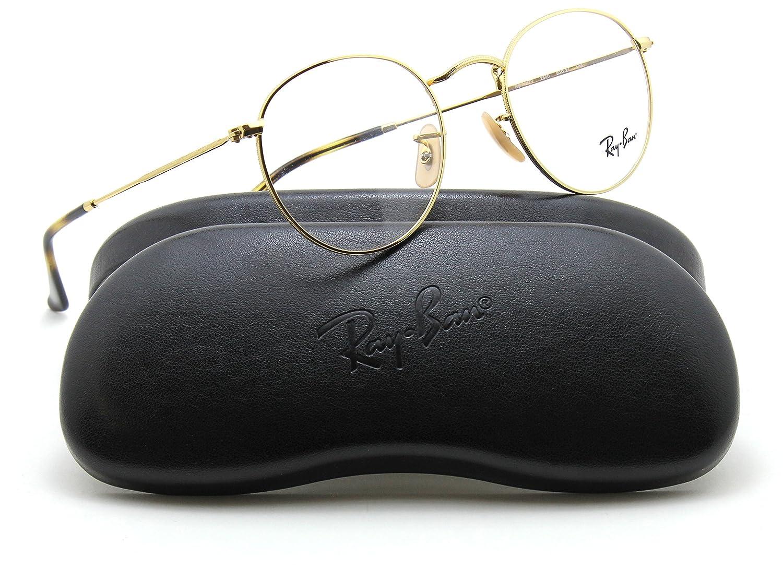 Ray-Ban RX3447V Round Metal Optics Prescription Glasses 2500 - 47