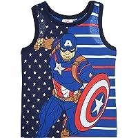 Avengers Niños Camiseta Sin Mangas