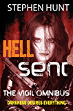 Hell Sent: a Horror-ific page-turner to make you shiver under your bed covers.: The Vigil Omnibus